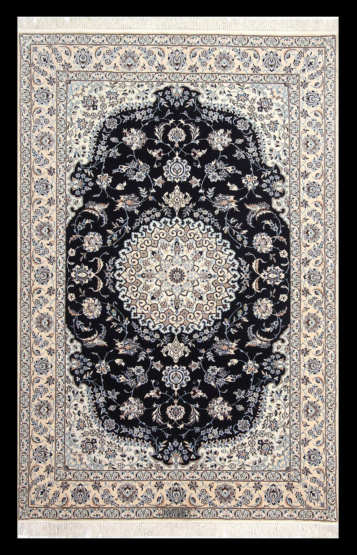 33314 PERSIAN HABIBIAN NAIN 4.4 X 6