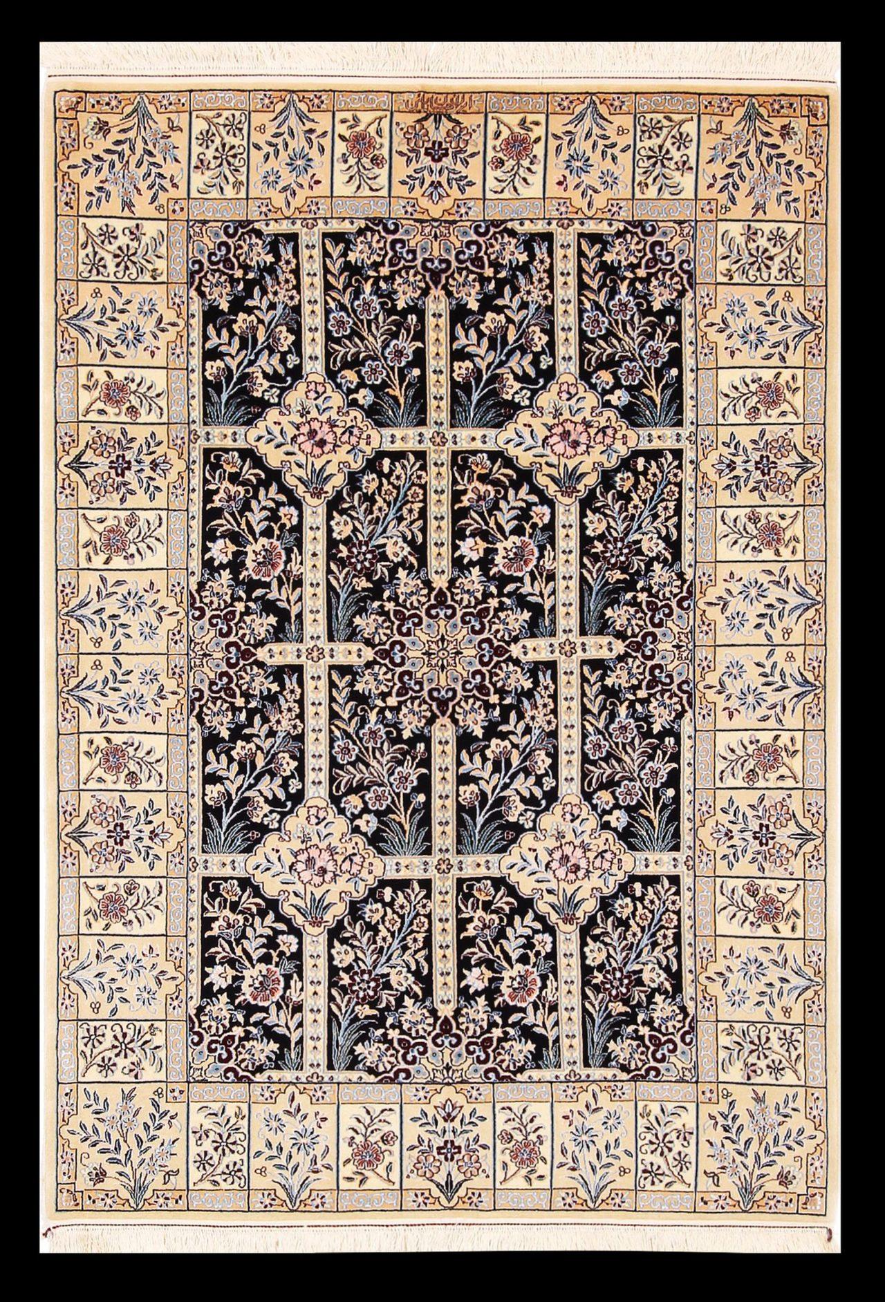 37261 PERSIAN NAIN HABIBIAN 3.7 X 5.5