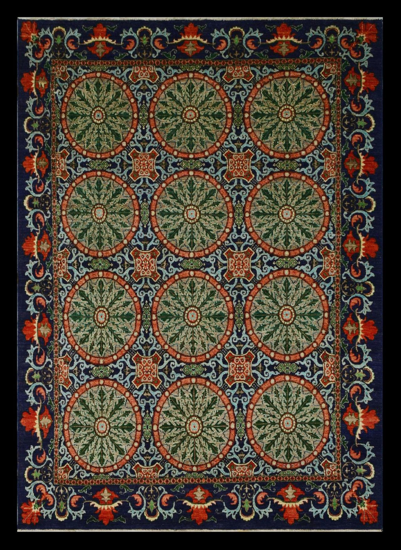 N 9660 PAKISTAN ARTS AND CRAFTS 8 X 10.6