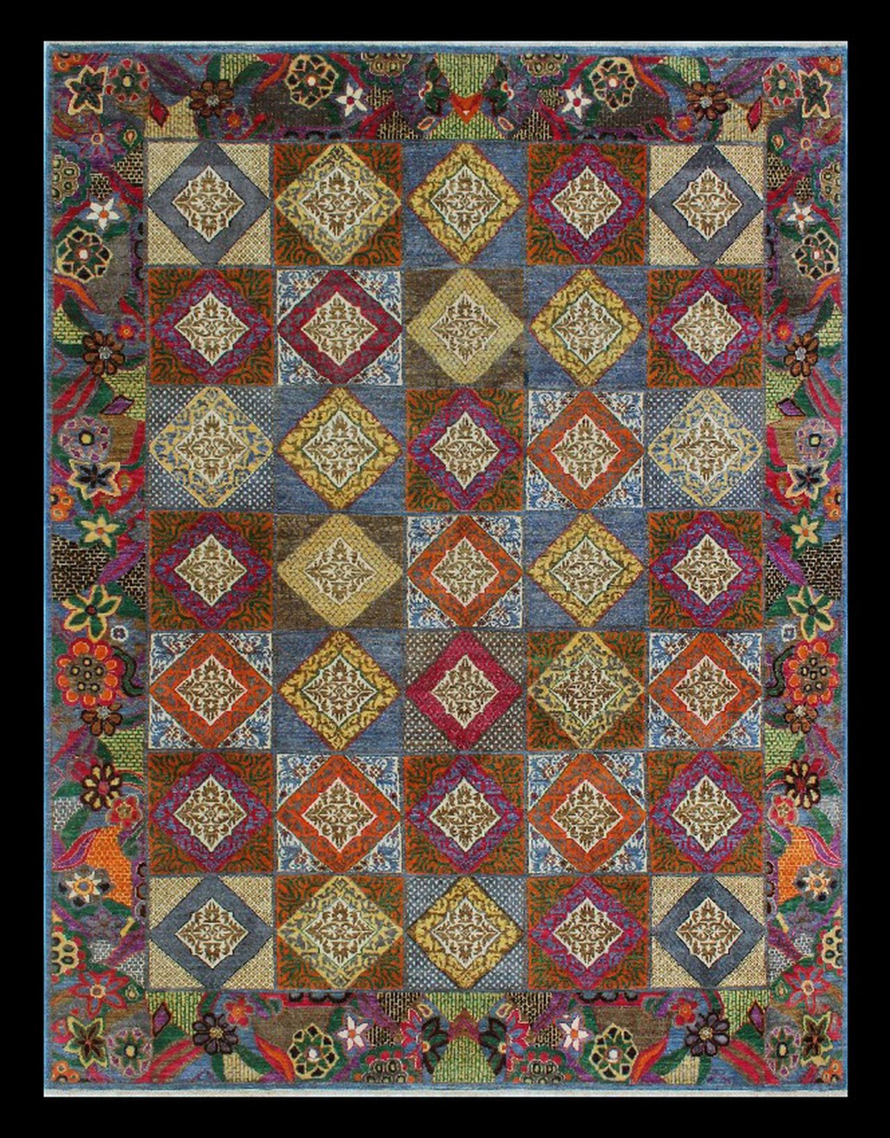 N8658 PAKISTAN ARTS AND CRAFTS 8 X 10.5_1