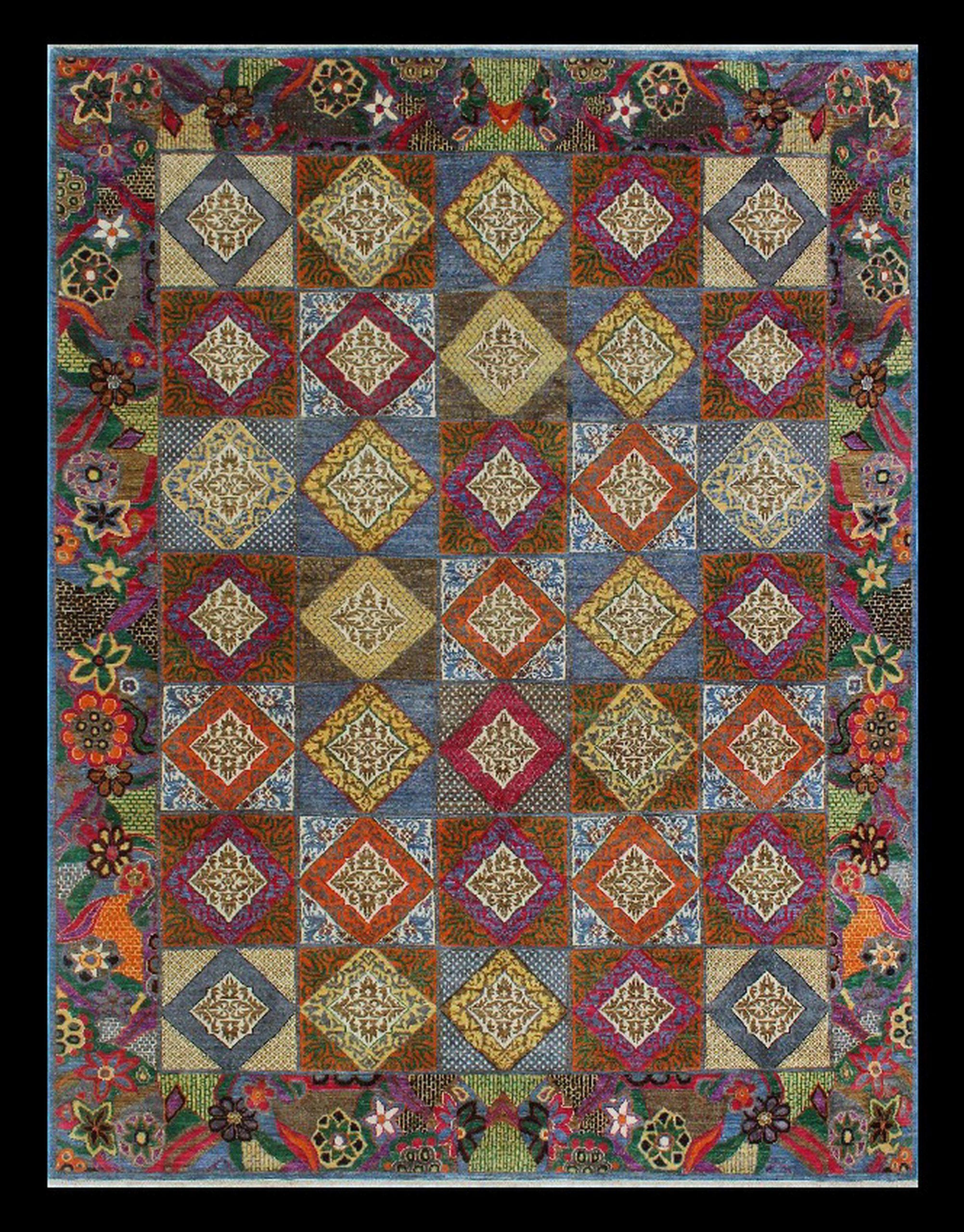 N8658 PAKISTAN ARTS AND CRAFTS 8 X 10.5_1